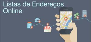 Inclua seu negócio em listas de endereços online