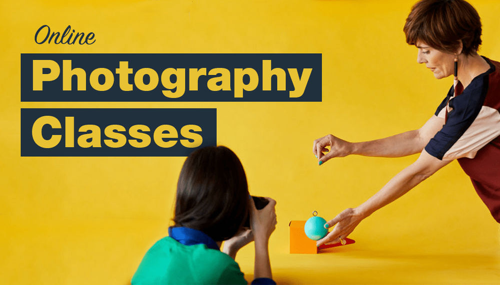 Online Photography Classes for All Styles and Levels