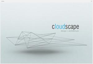 CloudscapeのWixサイト
