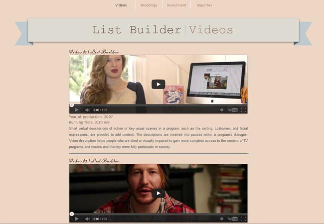 list builder6