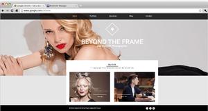Wix - Estúdio de Fotografia de Moda