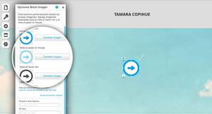 Trucos de Wix: Agrega efectos a tus imágenes y botones