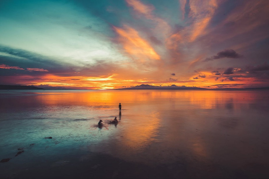 Stunning Landscape Sunset by Wix Photographer Alfonso Calero