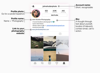 Instagram for Photographers: How to Nail Your Instagram Bio and Profile