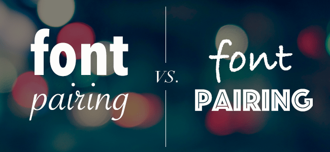 Which Fonts Pair Well With Yours?