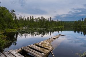 Saint-Laurent River, Québec
