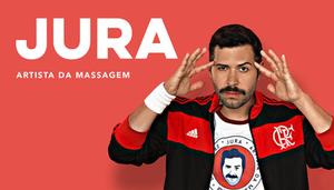 #JuraMassagista: Conheça o Artista da Massagem e seu Site Wix Incrível