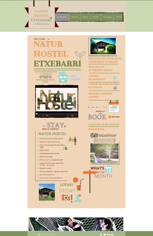 Natur Hostel Etxebarri