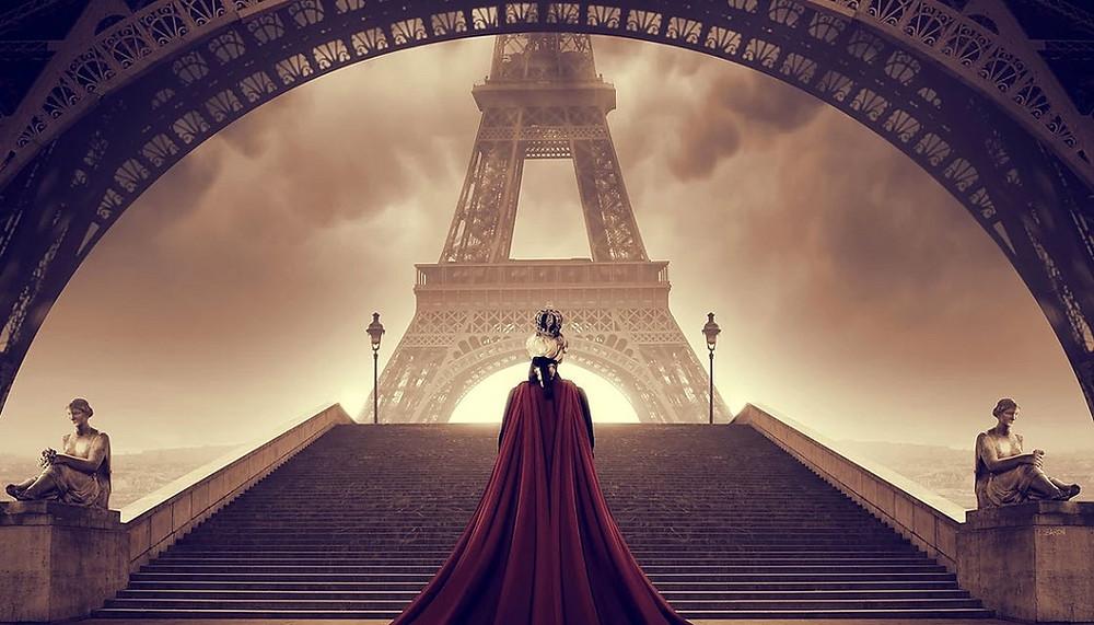 Photo Eiffel Tower by Wix Photogra