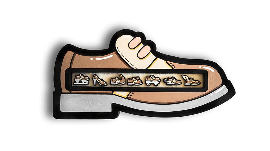 photo of shoe