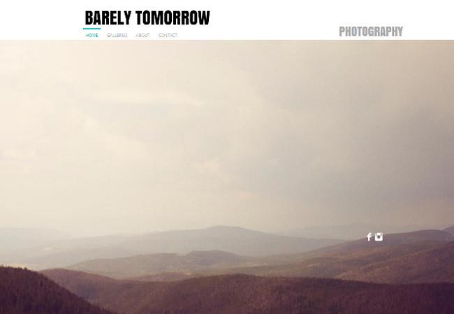 Barely Tomorrow >>