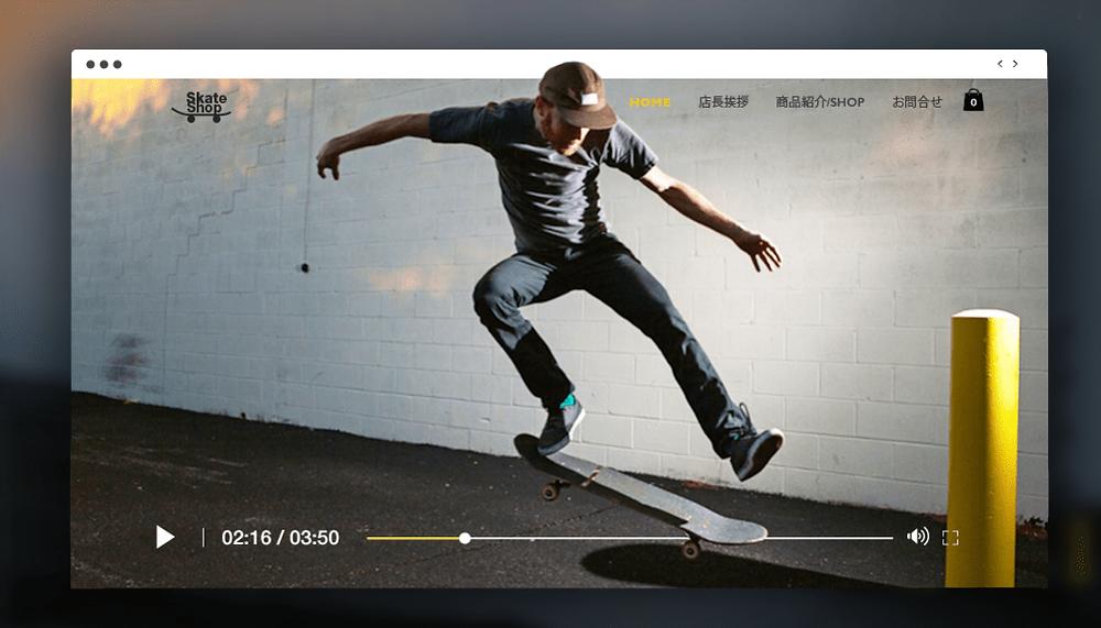 仕事用ホームページに役立つ動画コンテンツ