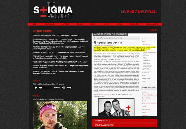 The Stigma Project