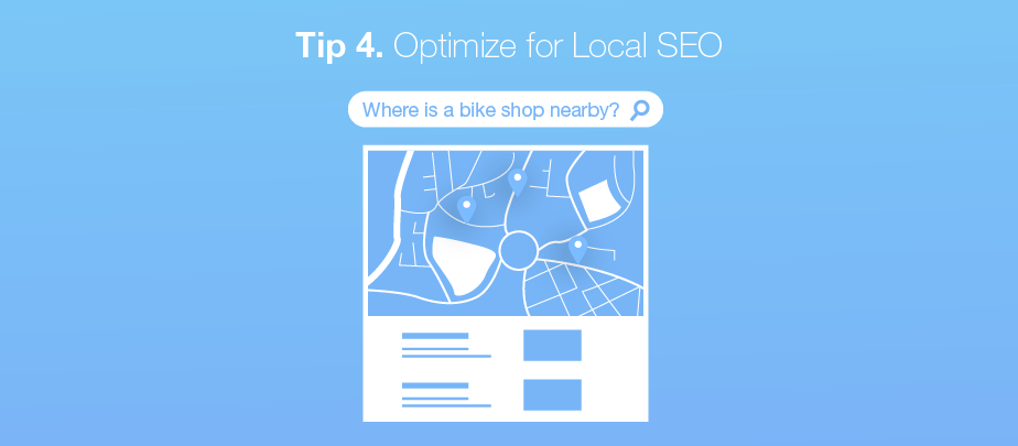 Voices search tip: optimize for local SEO