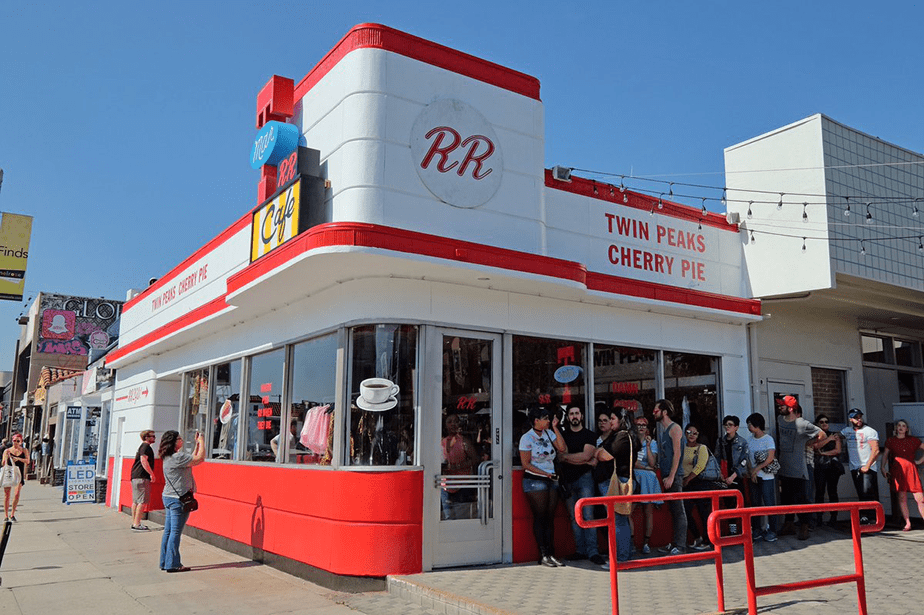 Marketing de Guerrilha: Twin Peaks
