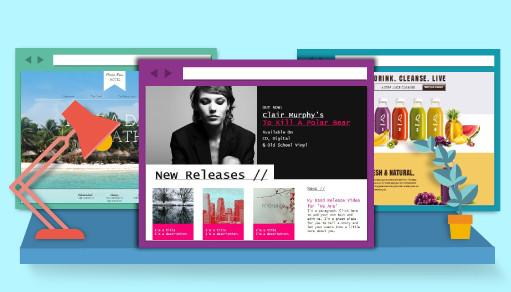 新着デザイン!レスポンシブなホームページテンプレート15選