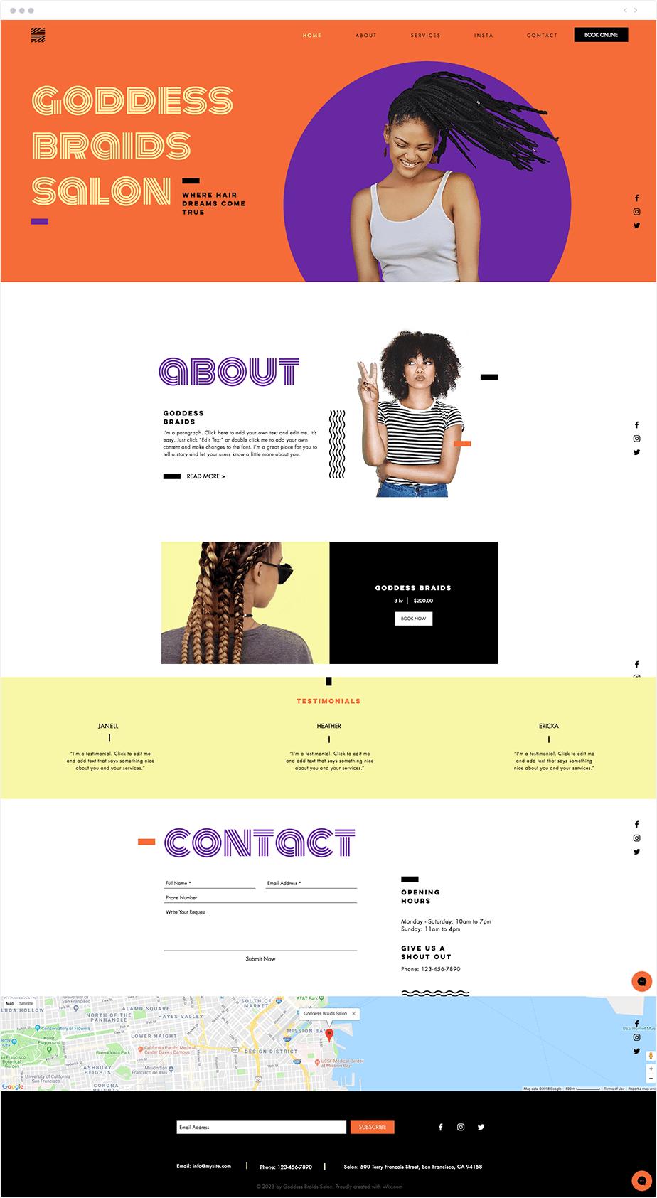 Os 7 Princípios do Design e Suas Aplicações nos Sites: Repetição