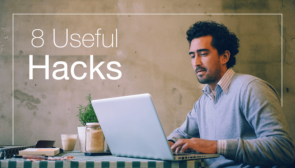 8 Useful Hacks for Your Small Biz Manager