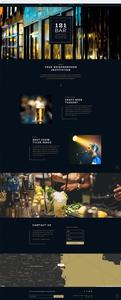 Template Wix Bar Urbano