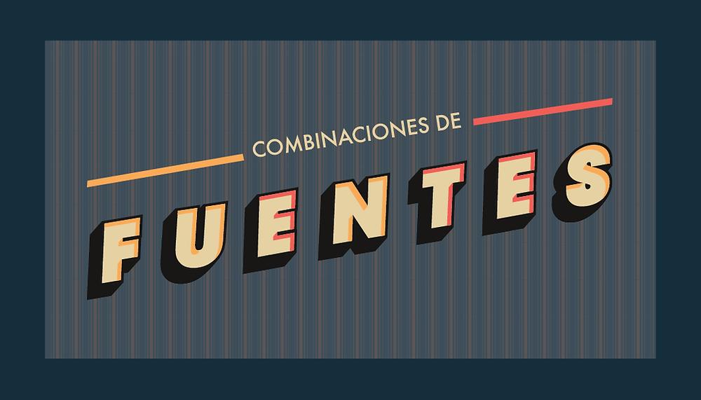 Las 10 mejores combinaciones de tipos de letra para tu página web