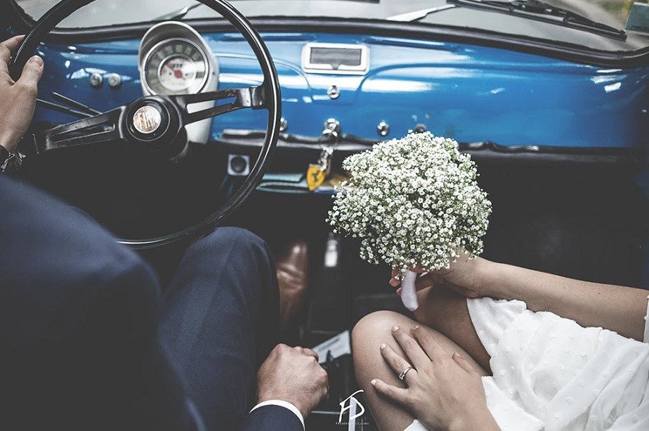 Wedding flowers by Wix photographer Frederick Lejeune