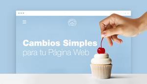 6 pequeños cambios que toda página web necesita