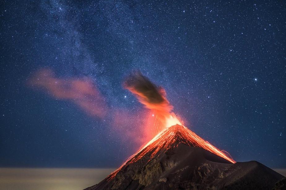 Mi Fuego, close-up, por Albert Dros