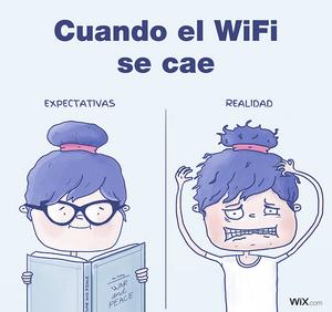Expectativas vs. realidad