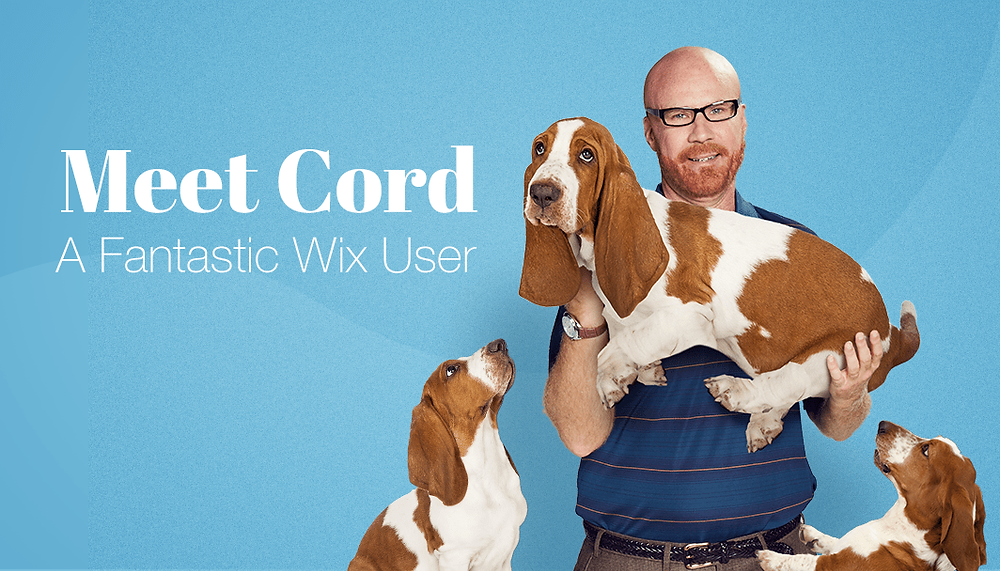 Meet Cord: A Fantastic Wix User That Will Inspire Generations