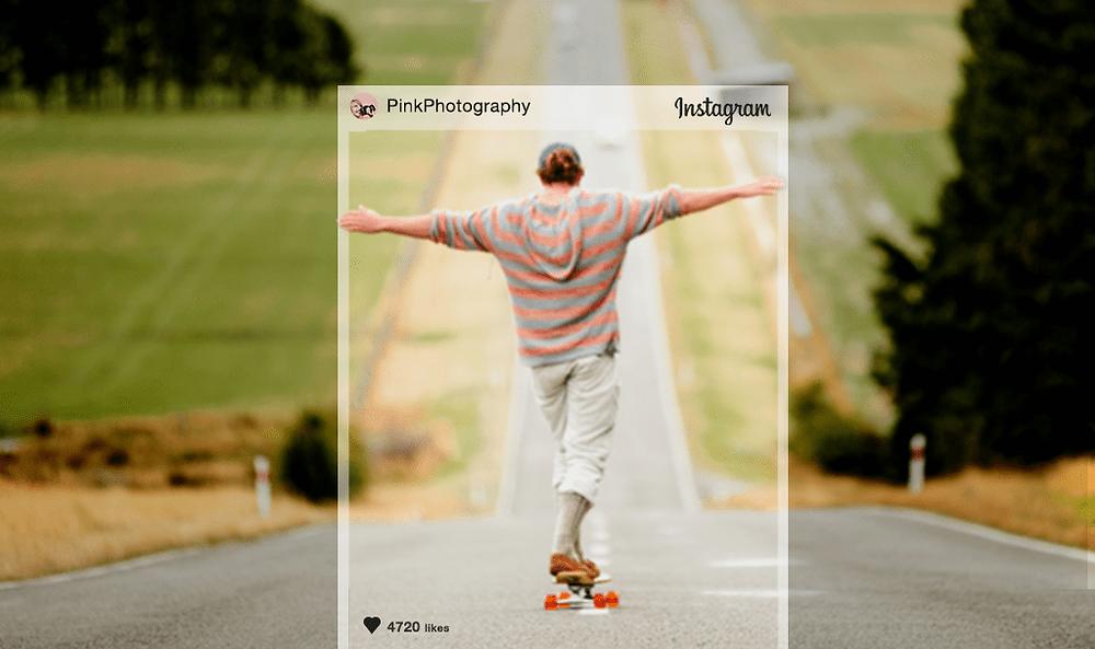 インスタグラムで効果的に写真を投稿する方法