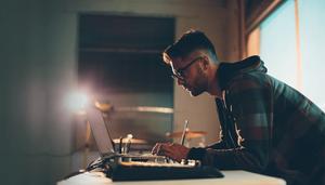 Como Criar um Site para DJ com o Ritmo Certo