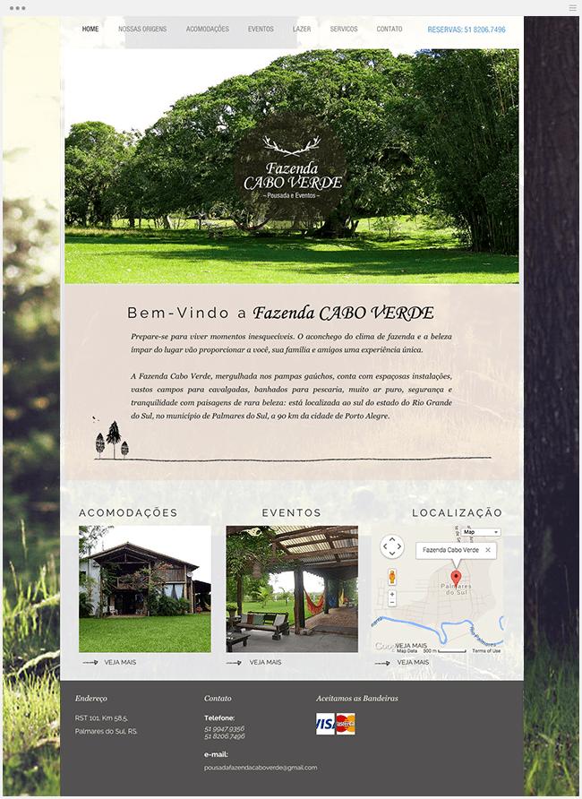 Fazenda Cabo Verde