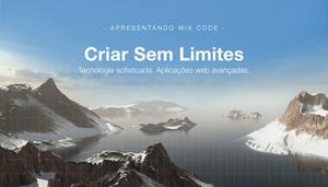 Apresentando Wix Code: Criar Sem Limites