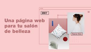 Cómo crear una página web deslumbrante para tu salon de belleza