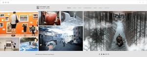 Site Wix de Kitaek Lee