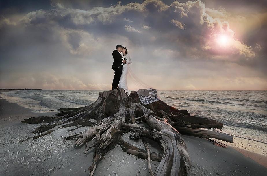 Photo of Couple after Wedding by Wix Photographer Wey Nguyen