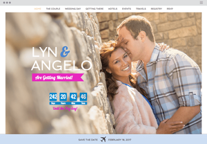 Gorgeous Wedding Websites You Ll Want To Copy