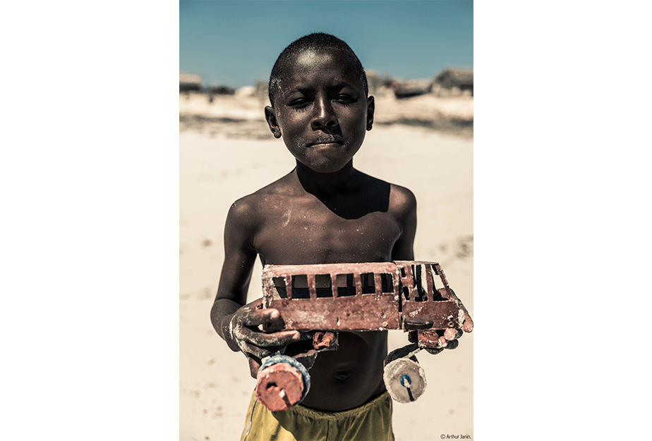 Portrait photography by Wix photographer, Arthur Janin