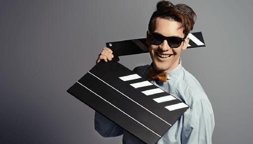 10 Fascinantes Plantillas para Actores y Artistas