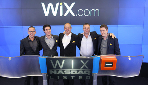 ニュース速報: Wixが米NASDAQ市場にて株式を公開し、正式に取引開始!