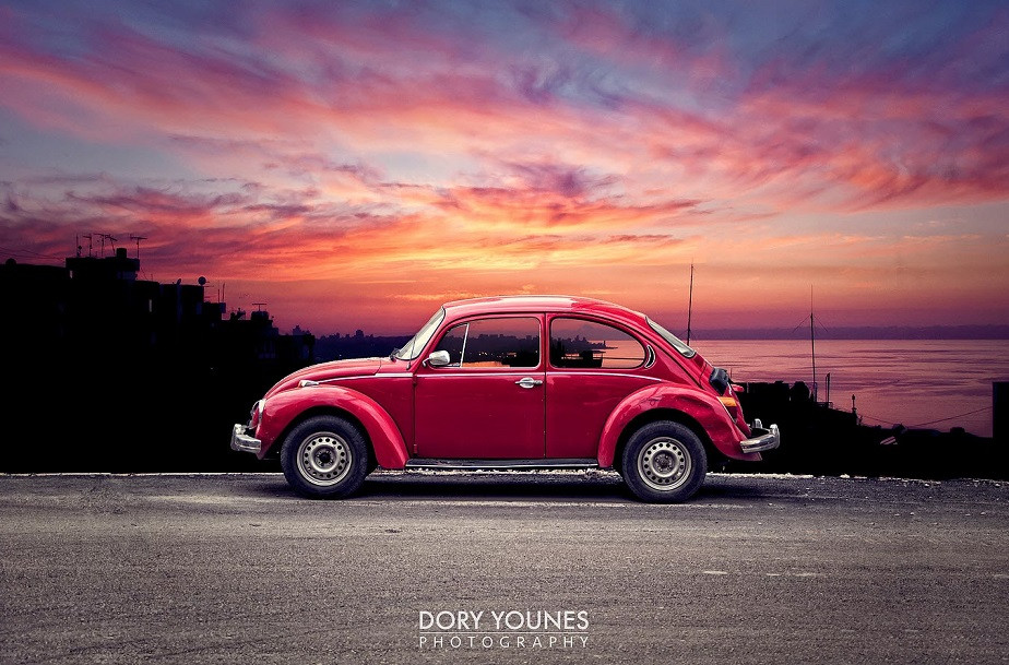 Beautiful Picture of Cuban Car by Wix Photographer Dory Younes