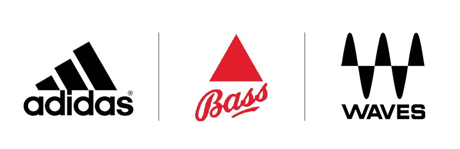 Tendências para Logos que Vão Transformar a sua Marca: Linhas geométricas e formas