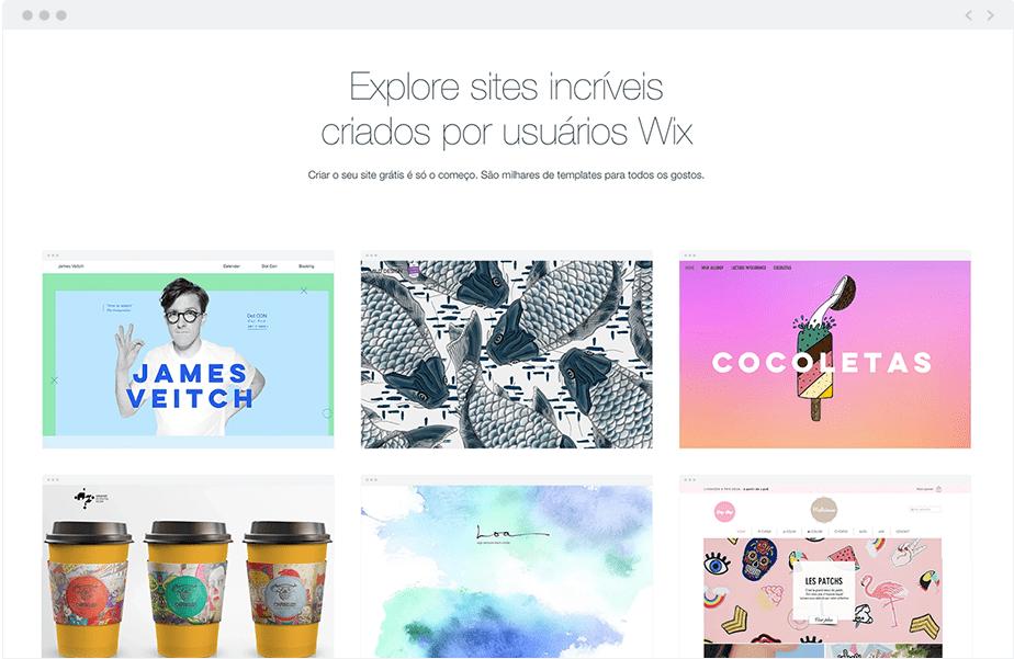 Dica de web design: Nunca pare de explorar