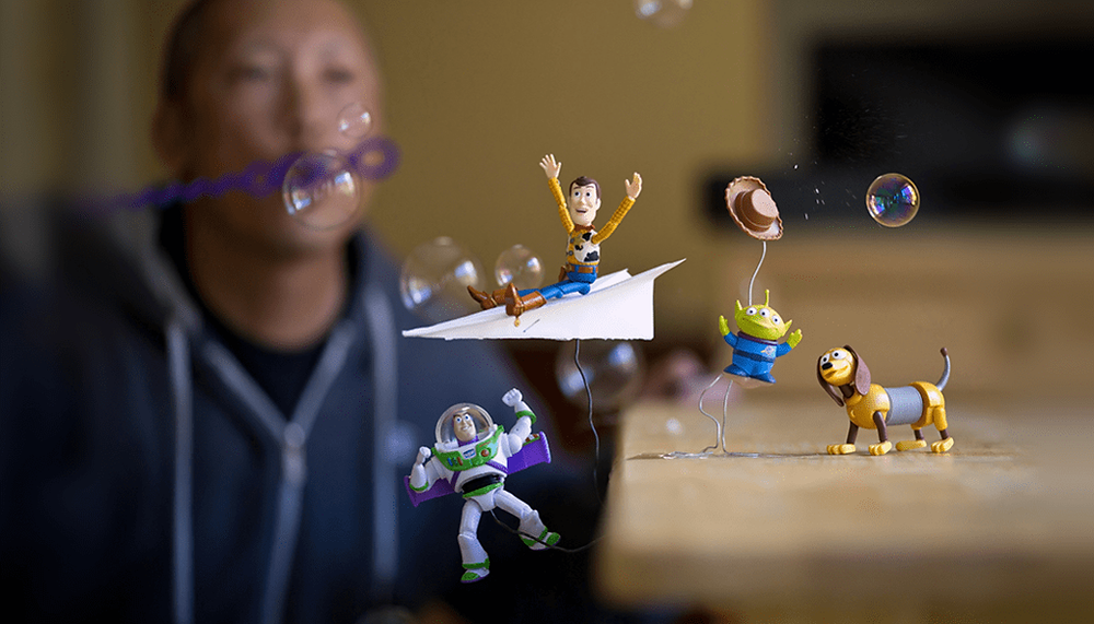 How Mitchel Wu Brought His Toy Story to Life
