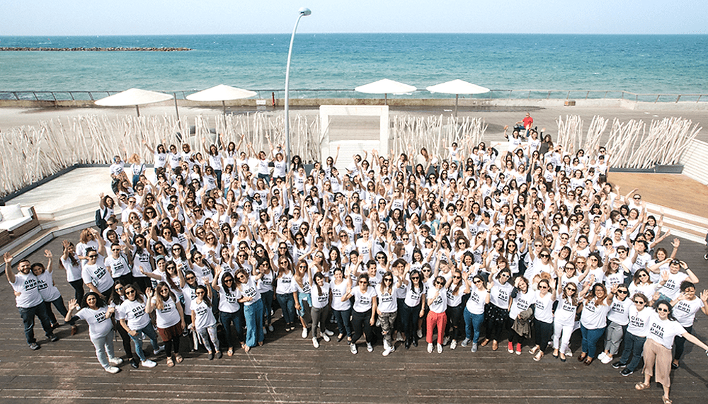 Celebrating International Women's Day at a Major High-Tech Company
