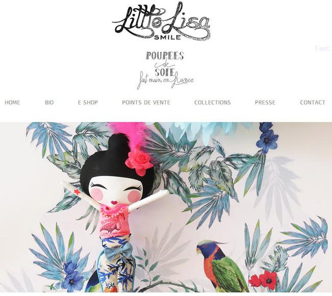 Little Lisa Smile >>