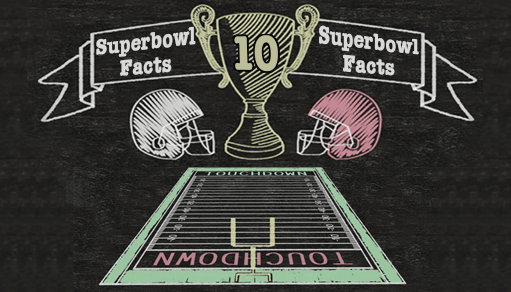 10 Fun Super Bowl Facts To Win Over Your Game Day Party