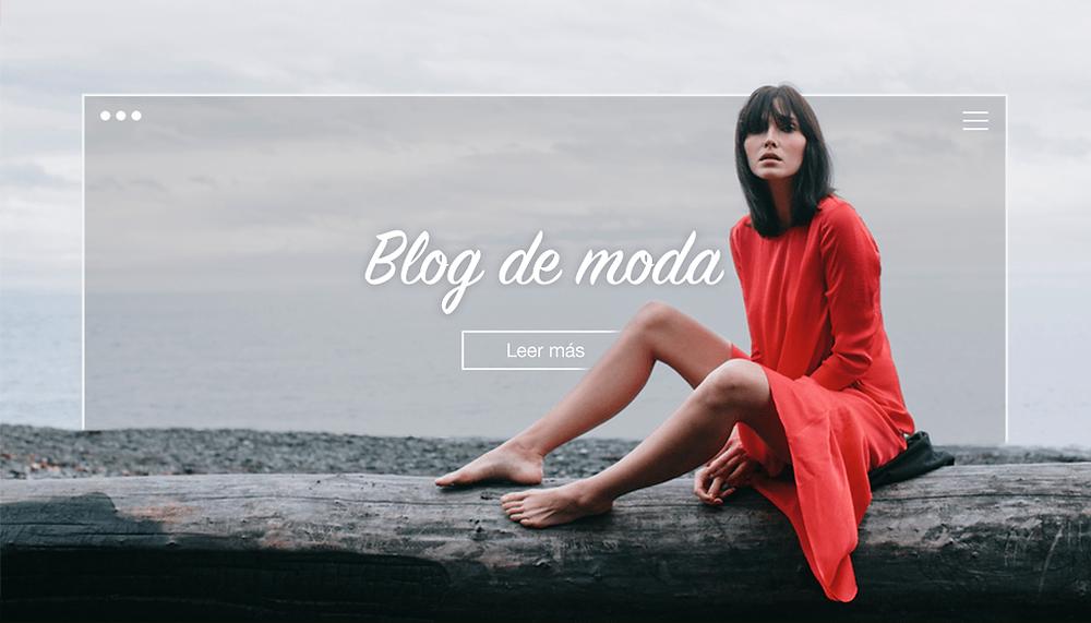 Crea tu Blog de Moda