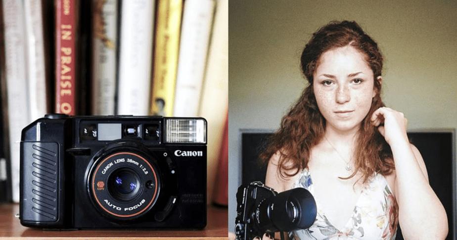 Skyler Adams 1$ camera