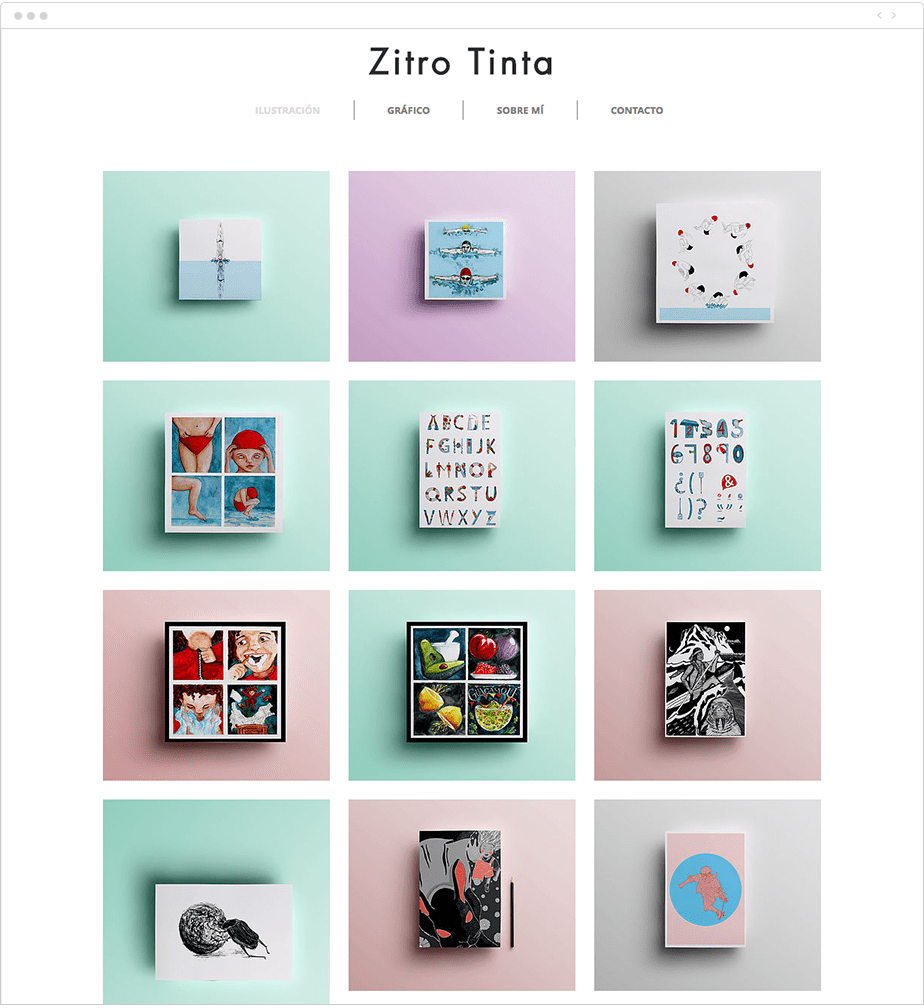 Zitro Tinta Ilustradora